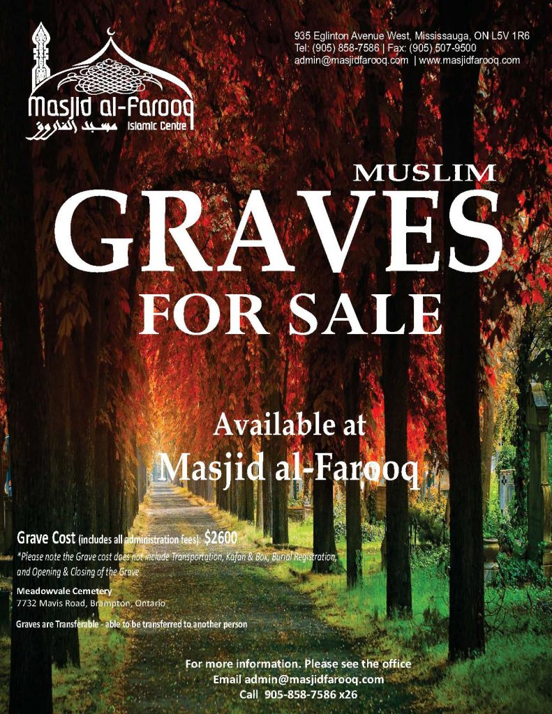 Graves for Sale